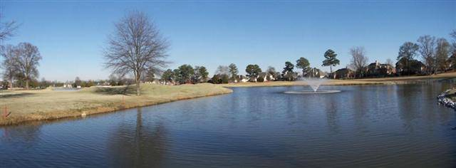Fishing Lake In Towne Lake, Montgomery, Alabama